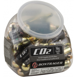 CO? Cartridge Tub of 30