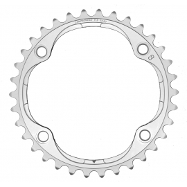 Campag Potenza11 HO Chainrings