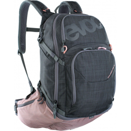 EXPLORER PRO 26L PERFORMANCE BACKPACK 2021: CARBON GREY/DUSTY PINK 26 LITRE