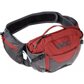 HIP PACK PRO 3L 2019: CARBON GREY/CHILLI RED 3 LITRE