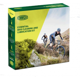 FENWICK'S ESSENTIAL BIKE CLEANING & LUBRCATION KIT: