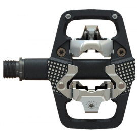 LOOK X-TRACK EN-RAGE MTB PEDAL WITH CLEATS: