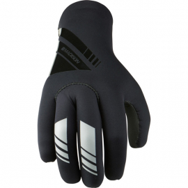 Shield men's neoprene gloves  black small