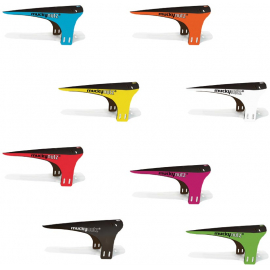 Face Fender Thermoplastic easy fit mudguards Std versions. Various colours