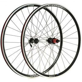 FRONT PRO BUILD TUBELESS READY ROAD/CX WHEEL ALEX/CHOSENQR