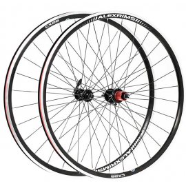 FRONT RADIAL PRO BUILD TUBELESS READY ROAD WHEEL ALEX/CHOSENQR