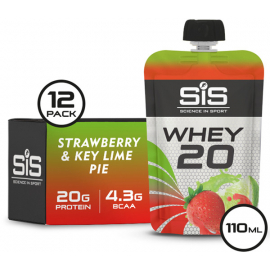 WHEY20 Protein Supplement -- 110g - Pack of 12