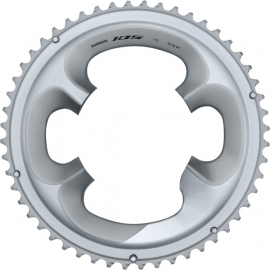 FC-R7000 chainring  53T-MW for 53-39T  silver