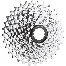 SRAM PG1050 10 SPEED CASSETTE:  10SPD 11-32T