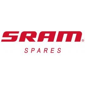 SRAM SPARE - DISC BRAKE SPARE PARTS LEVER ASSEMBLY ALUMINIUM LEVER GEN 2SPLIT CLAMP(ASSEMBLED NO HOSE  AND INCLUDES BARB AND OLIVE) - GUIDE T (TOOLED):