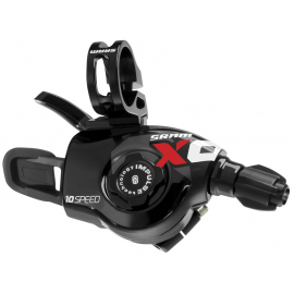 SRAM X0 SHIFTER - TRIGGER - BEARING - 2 SPEED FRONT - ZEROLOSS - RED:2 SPEED