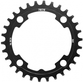 MX 10/11/12-Speed Narrow-Wide Chainring Alloy.